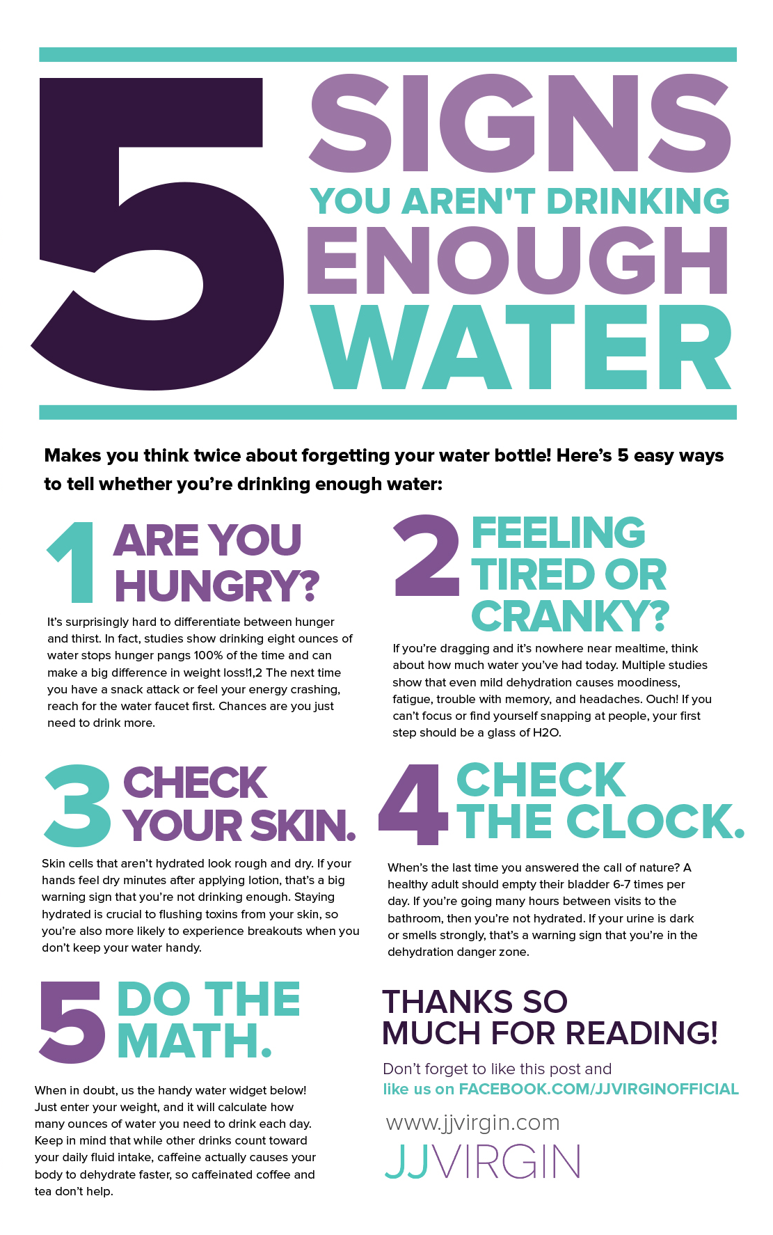 Don T Drink Enough Water But Don T Feel Dehydrated